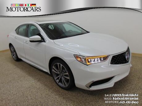 2019 Acura TLX w/Technology Pkg Bedford OH