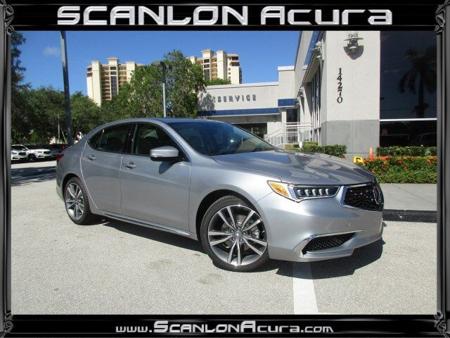 2019 Acura TLX w/Technology Pkg Fort Myers FL