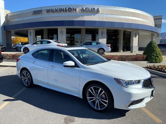 2019 Acura TLX w/Technology Pkg Salt Lake City UT