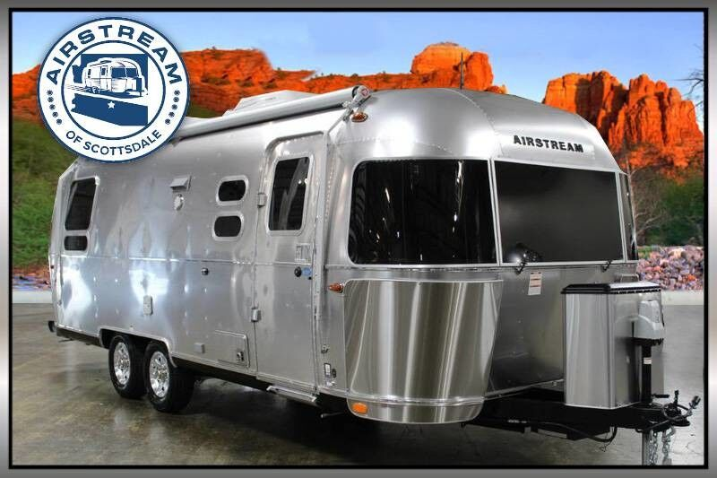 Airstream Travel Trailer >> 2019 Airstream Flying Cloud 25rb Travel Trailer
