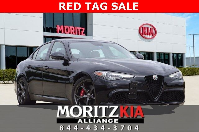 Used Alfa Romeo Giulia Fort Worth Tx