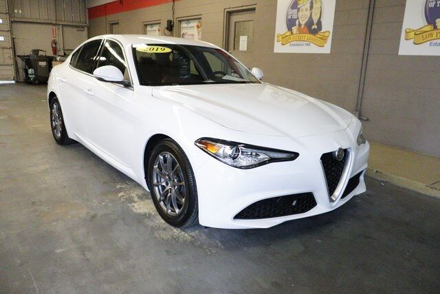 2019 Alfa Romeo Giulia Base Winter Haven FL