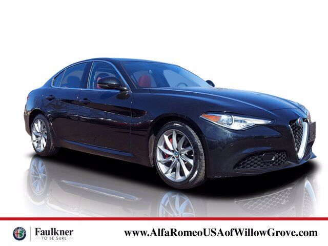 2019 Alfa Romeo Giulia Base Willow Grove PA