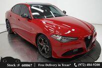 Alfa Romeo Giulia CAM,PANO,PARK ASST,19IN WLS,HID LIGHTS 2019
