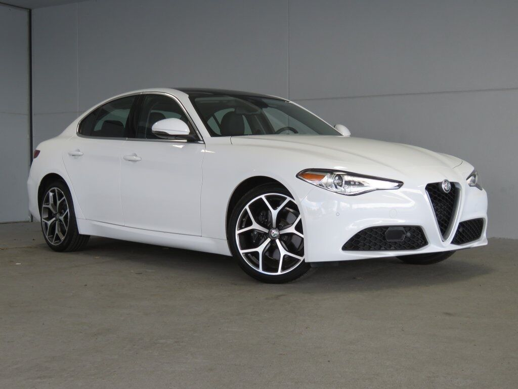 2019 Alfa Romeo Giulia Ti AWD Merriam KS