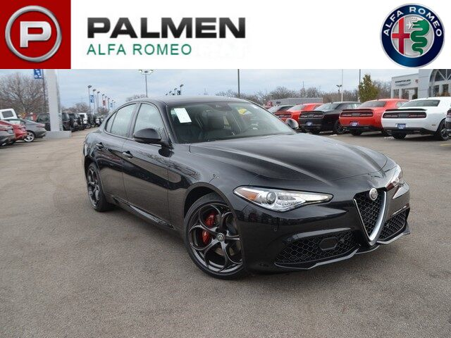 2019 Alfa Romeo Giulia Ti SPORT AWD Kenosha WI