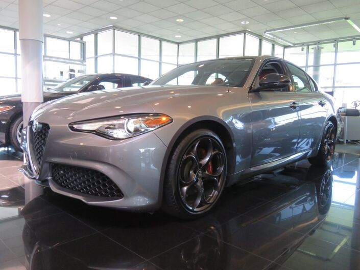 2019 Alfa Romeo Giulia Ti SPORT AWD Merriam KS