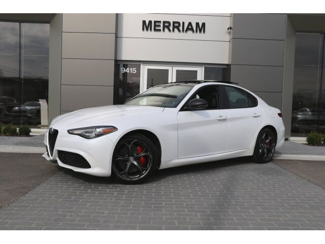 2019 Alfa Romeo Giulia Ti Sport Merriam KS
