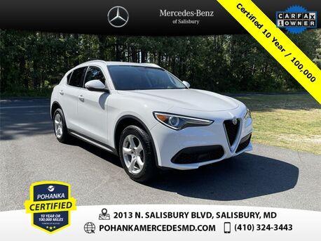 2019_Alfa Romeo_Stelvio_AWD ** Pohanka Certified 10 Year / 100,000  **_ Salisbury MD