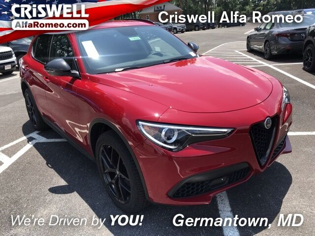 2019 Alfa Romeo Stelvio AWD Germantown MD