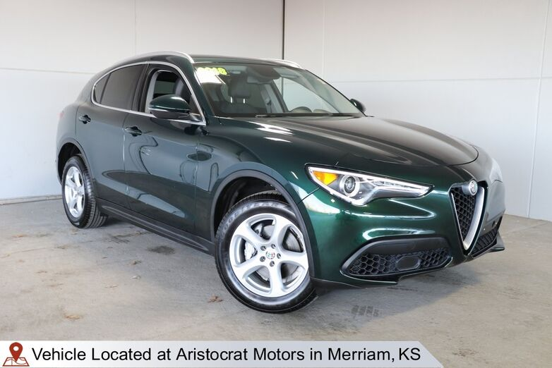2019 Alfa Romeo Stelvio AWD Merriam KS
