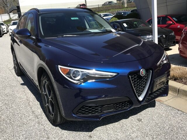 2019 Alfa Romeo Stelvio Base Germantown MD