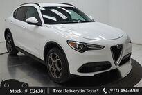 Alfa Romeo Stelvio CAM,PARK ASST,KEY-GO,19IN WLS,HID LIGHTS 2019
