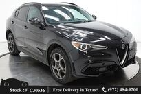 Alfa Romeo Stelvio NAV,CAM,HTD STS,PARK ASST,BLIND SPOT,19IN WLS 2019
