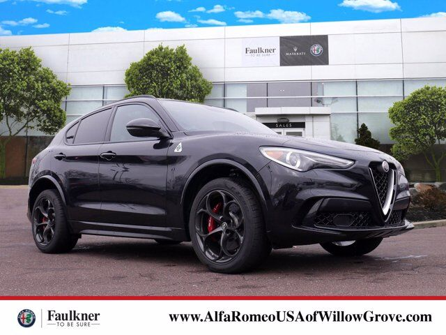 2019 Alfa Romeo Stelvio QUADRIFOGLIO AWD Willow Grove PA