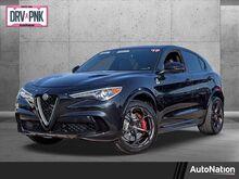 2019_Alfa Romeo_Stelvio_Quadrifoglio_ Houston TX