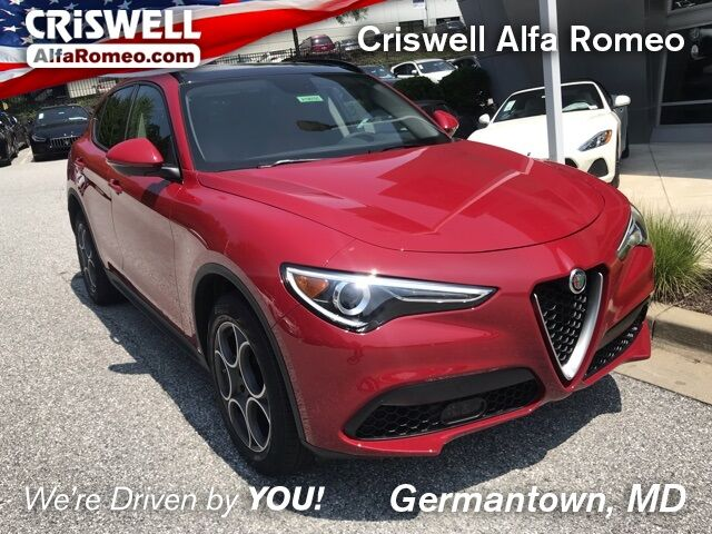 2019 Alfa Romeo Stelvio SPORT AWD Germantown MD