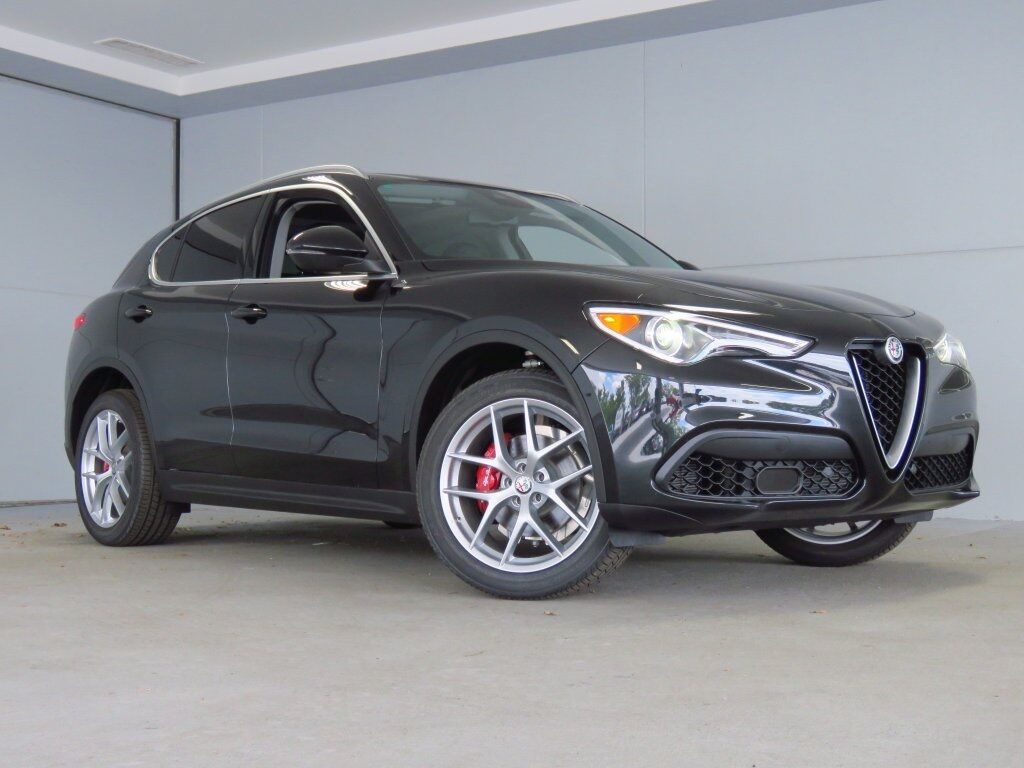 2019 Alfa Romeo Stelvio Ti AWD Merriam KS