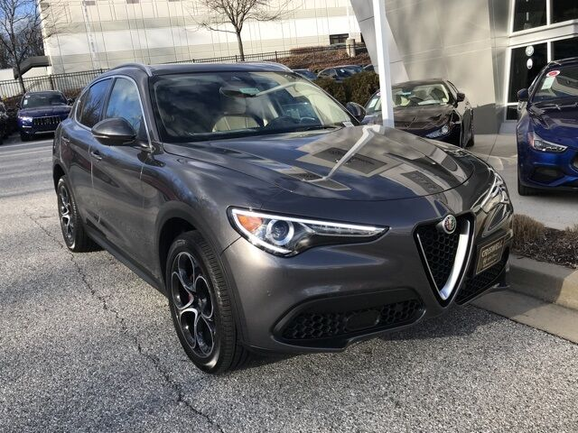 2019 Alfa Romeo Stelvio Ti LUSSO AWD Germantown MD