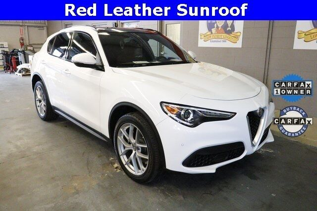 2019 Alfa Romeo Stelvio Ti Sport Winter Haven FL