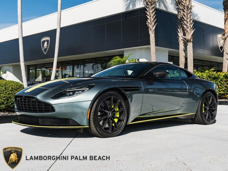 2019 Aston Martin DB11 AMR Signature West Palm Beach FL
