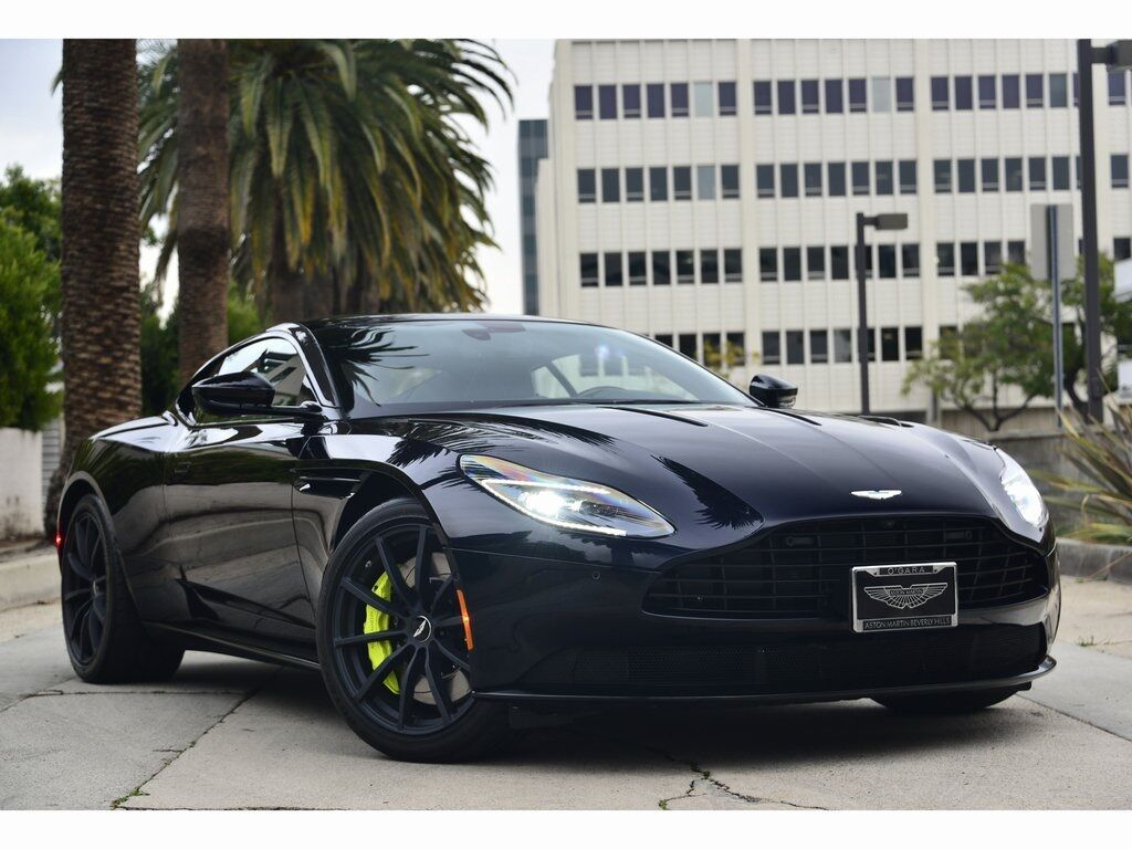2019 Aston Martin DB11 AMR V12 Coupe  Beverly Hills CA