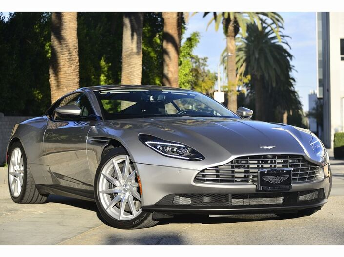 2019 Aston Martin DB11 V8 Coupe  Beverly Hills CA