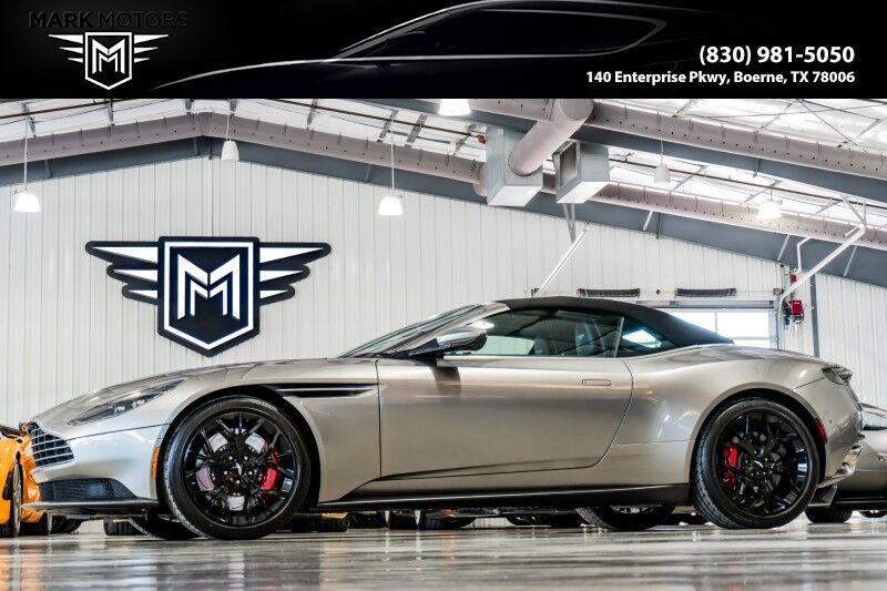2019_Aston Martin_DB11_V8 Volante_ Boerne TX