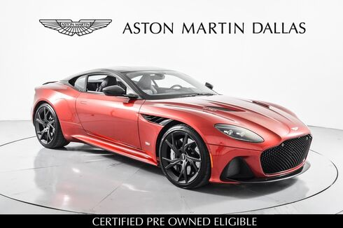 2019_Aston Martin_DBS__ Dallas TX