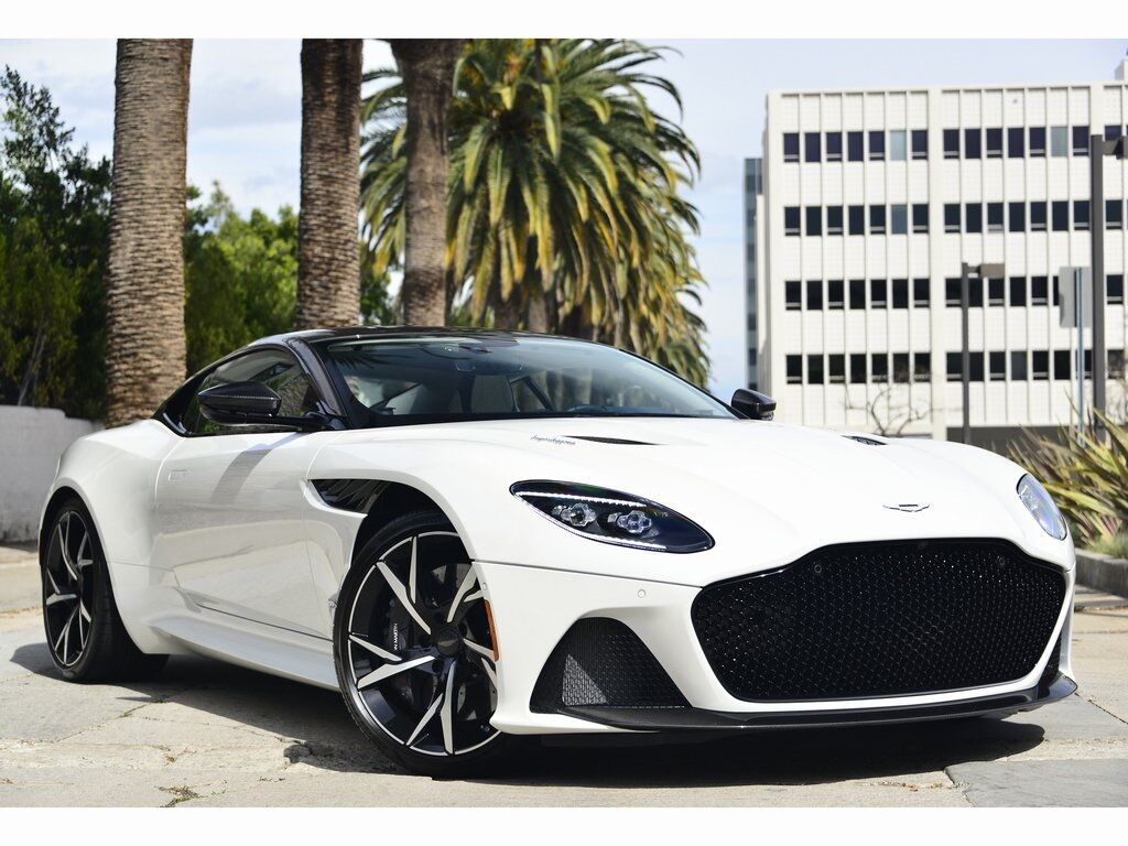 2019 Aston Martin DBS Coupe  Beverly Hills CA