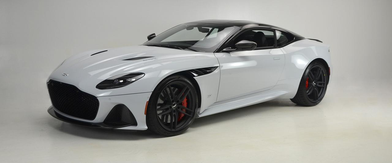 2019 Aston Martin DBS Superleggera Coupe