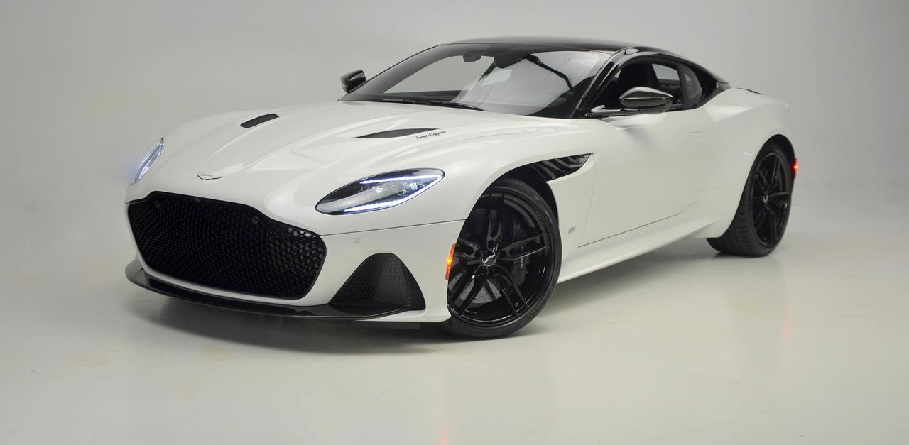 2019 Aston Martin DBS Superleggera Coupe St. Louis MO