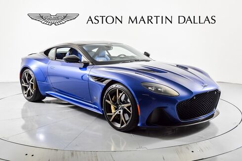 2019_Aston Martin_DBS_Superleggera_ Dallas TX