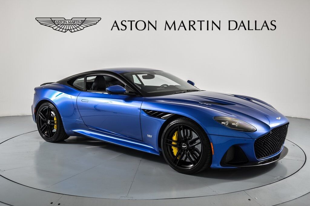 2019 Aston Martin DBS Superleggera Dallas TX