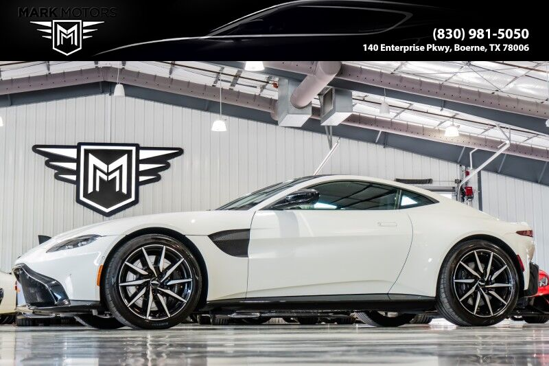 2019_Aston Martin_Vantage__ Boerne TX