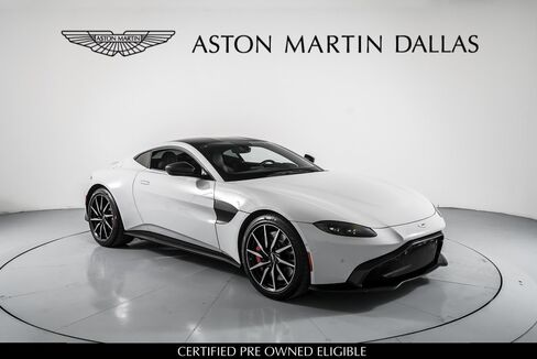 2019_Aston Martin_Vantage__ Dallas TX