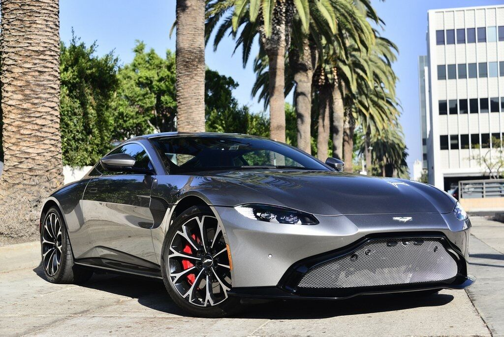 2019 Aston Martin Vantage Lawrence KS