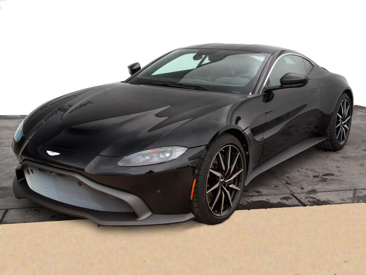 New 2019 Aston Martin Vantage Coupe In Los Gatos Ca