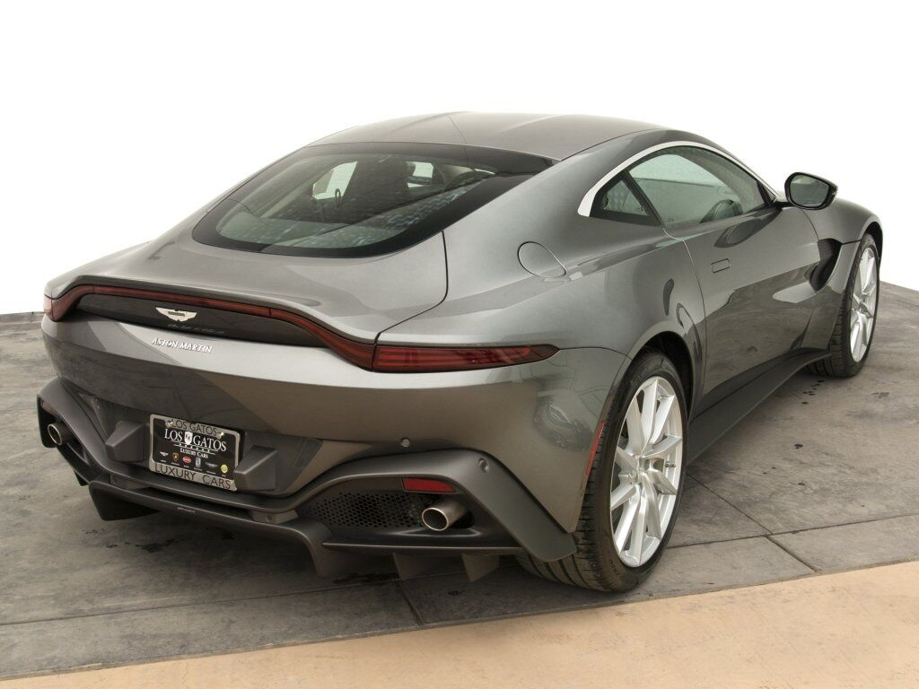 New 2019 Aston Martin Vantage In Los Gatos Ca
