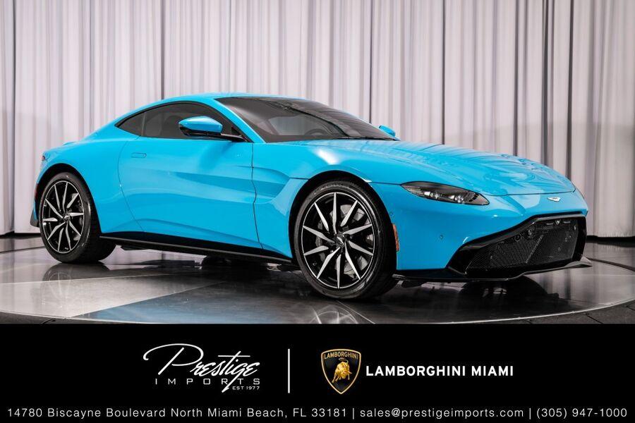 2019_Aston Martin_Vantage__ North Miami FL
