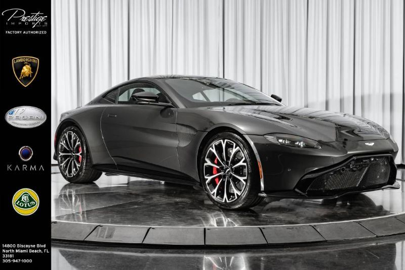 2019_Aston Martin_Vantage__ North Miami Beach FL