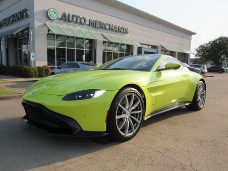 2019 Aston Martin Vantage Base Plano TX