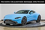 2019 Aston Martin Vantage Rare Color 1 Owner Only 5k Miles Costa Mesa CA