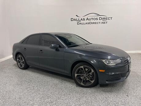 2019 Audi A4 Premium Carrollton  TX
