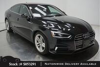 Audi A5 2.0T Premium CAM,PANO,HTD STS,18IN WLS,HID LIGHTS 2019