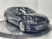 Audi A5 2.0T Premium CAM,PANO,HTD STS,PARK ASST,18IN WLS 2019