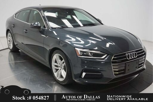 2019_Audi_A5_2.0T Premium CAM,SUNROF,KEY-GO,18IN WLS,HID LIGHTS_ Plano TX