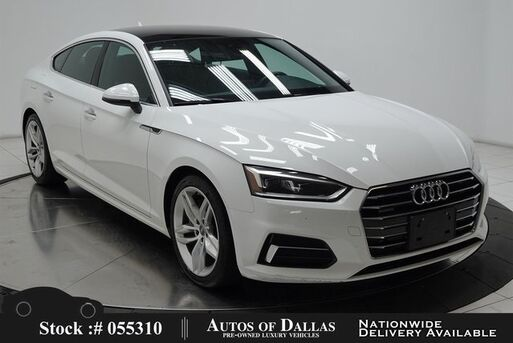 2019_Audi_A5_2.0T Premium CAM,SUNROOF,HTD STS,18IN WLS,HID LIGH_ Plano TX