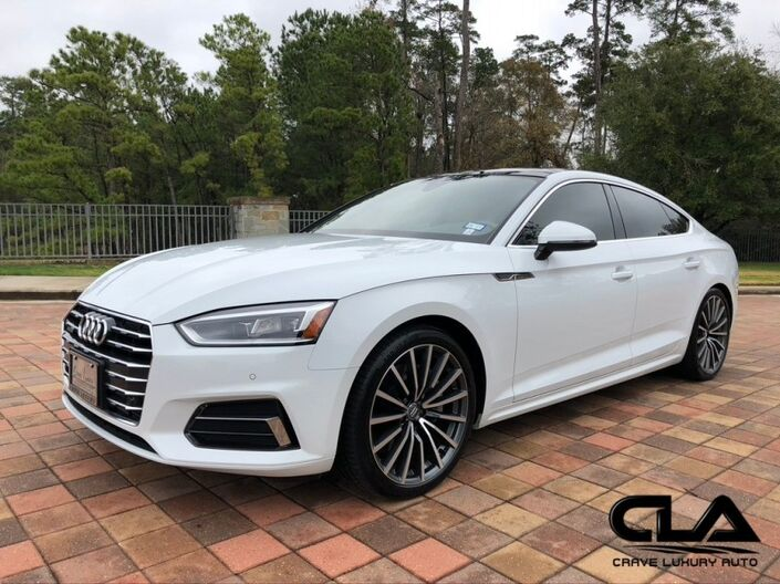 2019 Audi A5 Sportback Premium Plus The Woodlands TX
