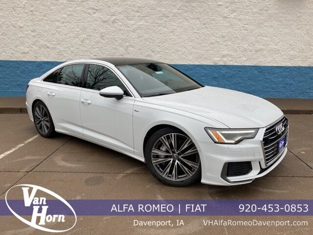 2019 Audi A6 3.0T Premium Plus Milwaukee WI